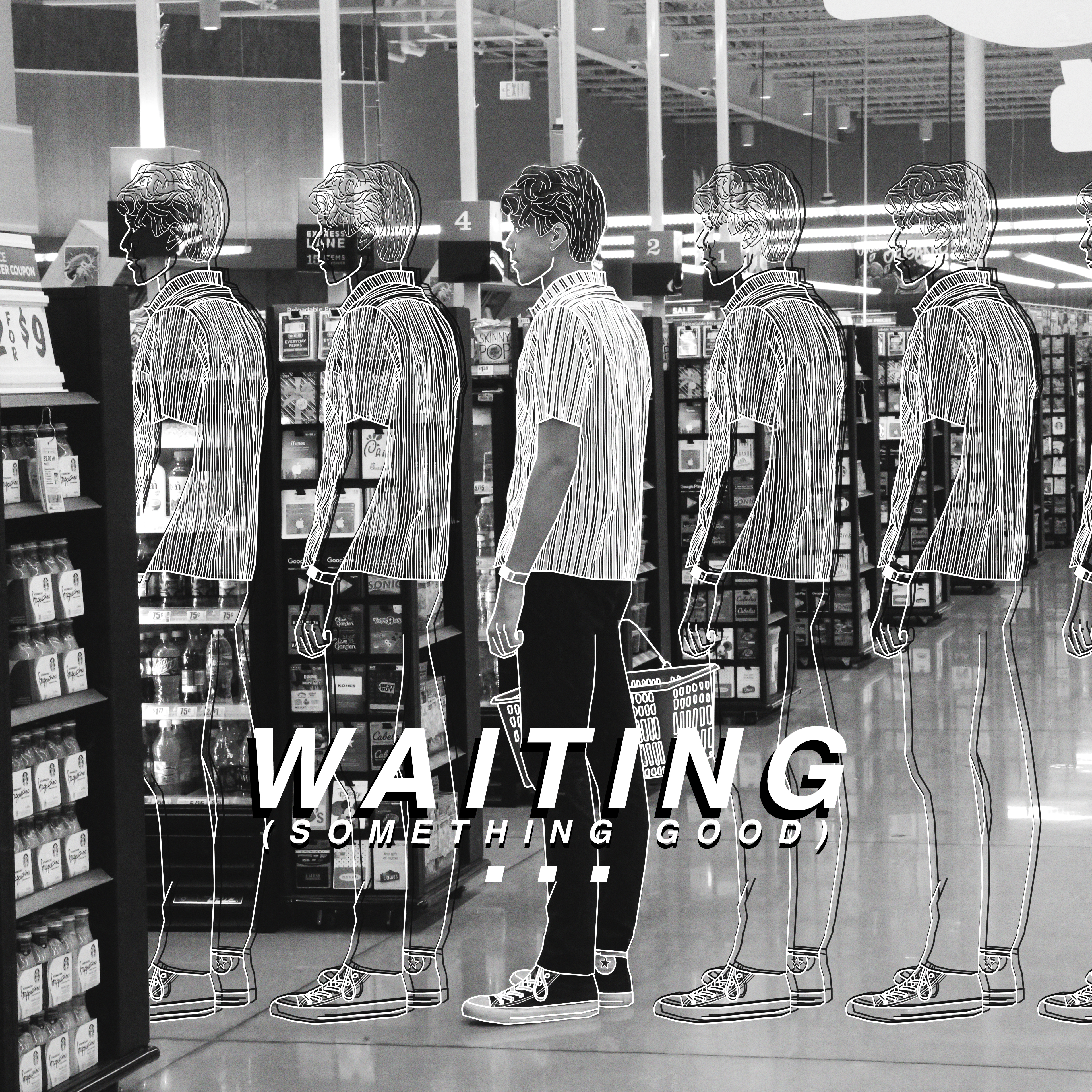 Waiting (Something Good) Official Cover